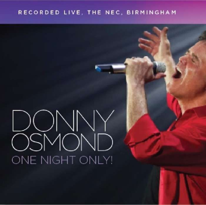 One Night Only: MP3 & WAV Downloads - Donny - US
