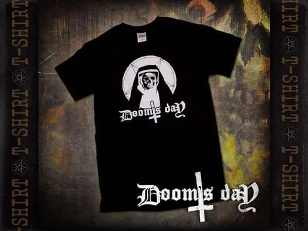 T-Shirt - Nundead - Doom's Day