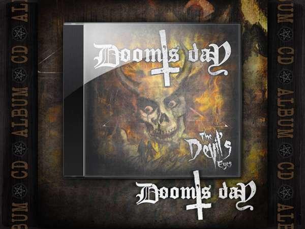 The Devil's Eyes (CD) - Doom's Day