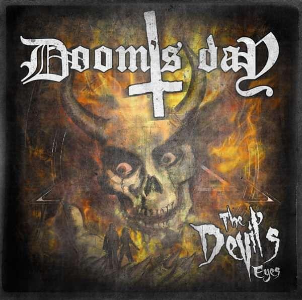 The Devil's Eyes - Digital album - Doom's Day