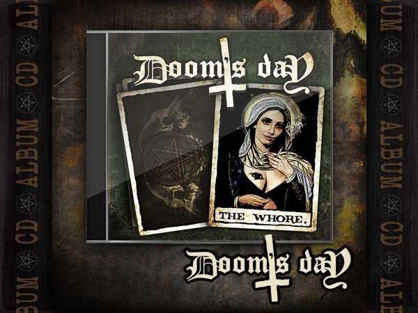 The Whore (CD) - Doom's Day