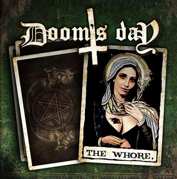 The Whore - Digital album - Doom's Day