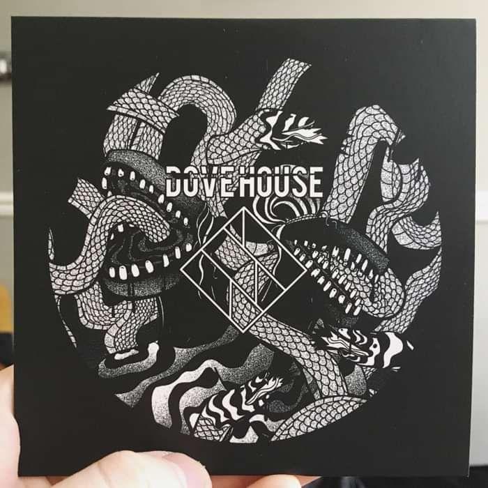 'Teeth' EP - CD Copy - Dove House