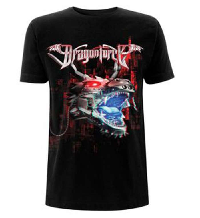 3D Dragon – Tee - Dragonforce