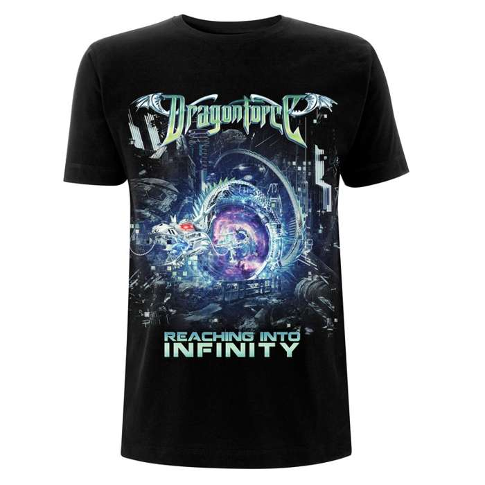 Infinity Album Tour – Tee - Dragonforce