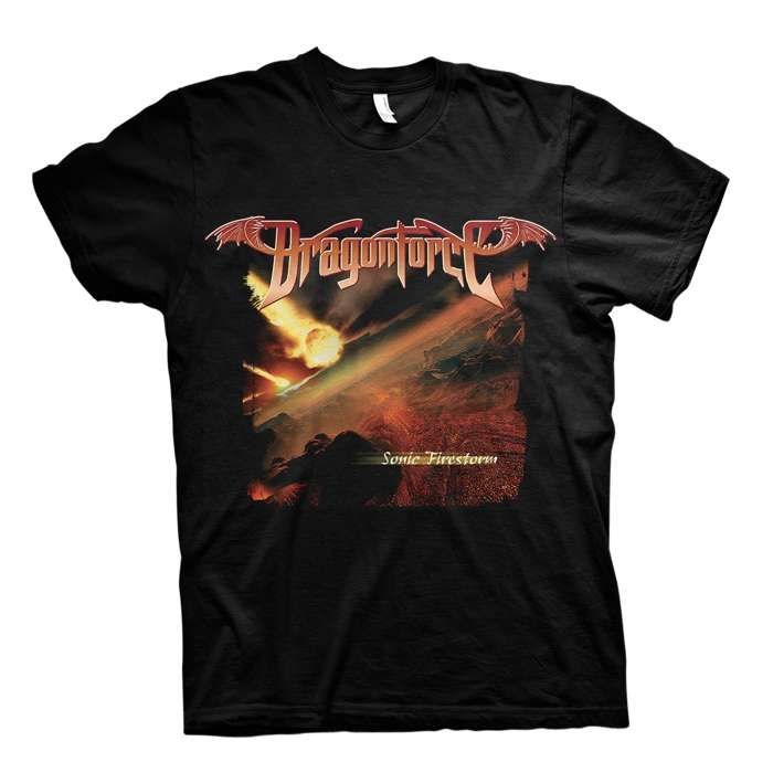 Sonic Firestorm – Tee - Dragonforce