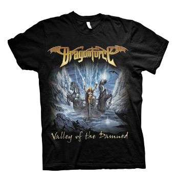 Valley Of The Damned - Girls Tee - Dragonforce