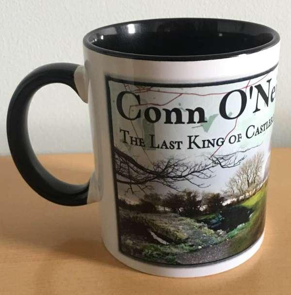 Conn O'Neill Mug - East Belfast Mission