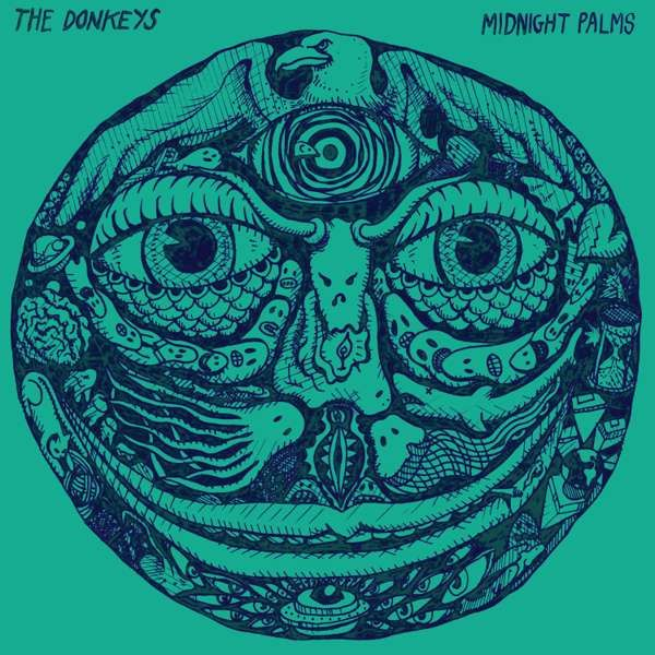 Donkeys - Mignight Palms CD - Easy Sound Recording Company