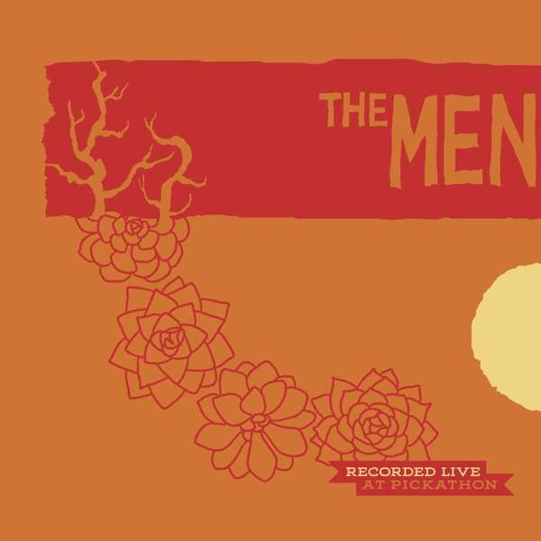 "Live at Pickathon: Woods / The Men 12"" LP - Easy Sound Recording Company"
