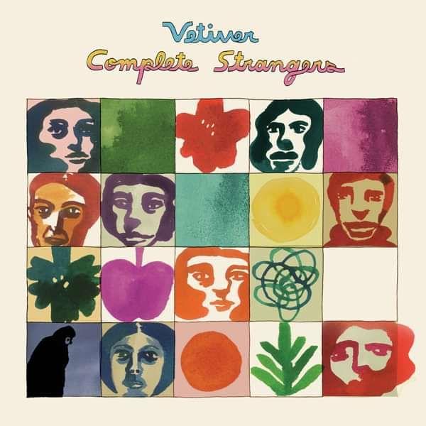 "Vetiver - Complete Strangers 12"" LP - Easy Sound Recording Company"