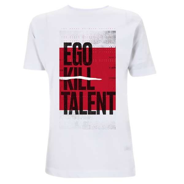 Red Block - Unisex Tee - Ego Kill Talent [USA]