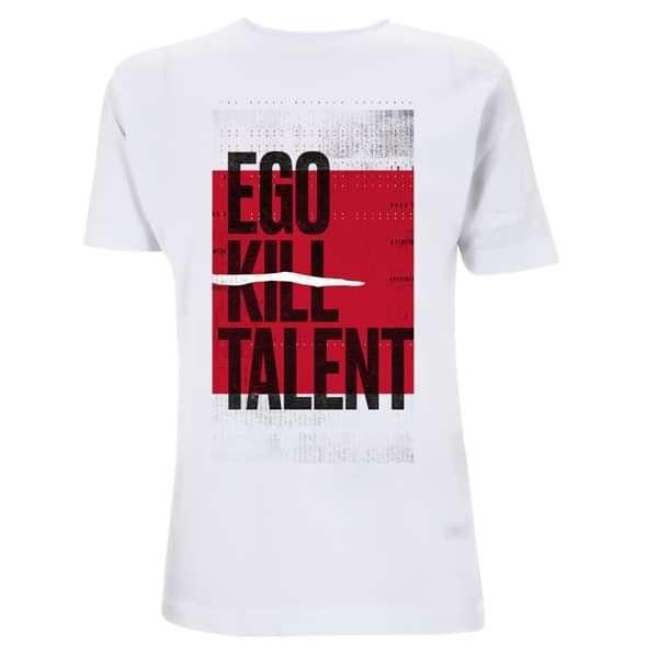 Red Block - Unisex Tee - Ego Kill Talent [USA]