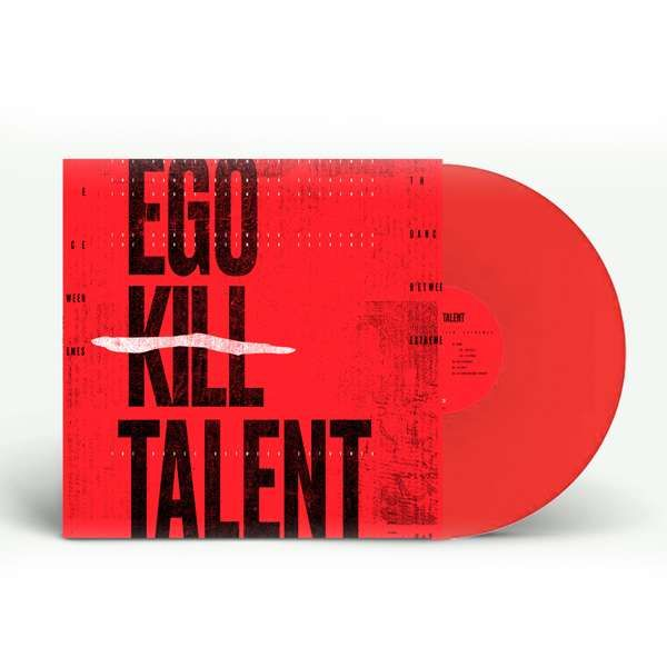 The Dance Between Extremes – Standard Vinyl - Ego Kill Talent [USA]