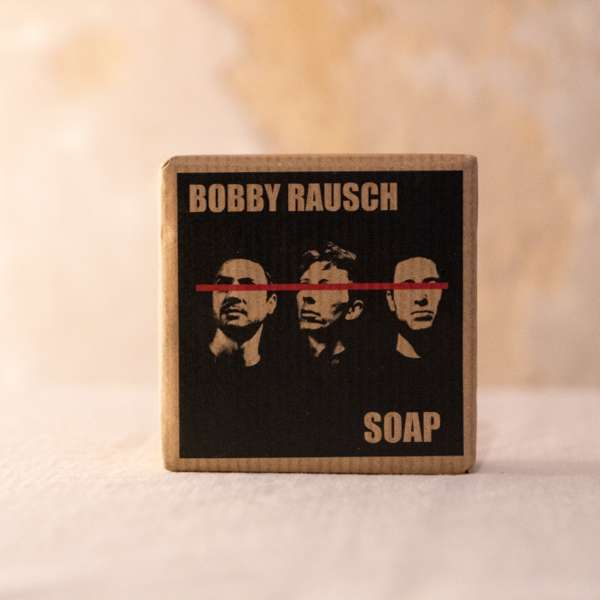 "Bobby Rausch ""Soap"" Album - eightydaysrecords"