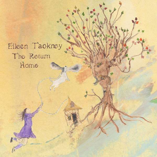 The Return Home (CD - FREE POSTAGE) - Eileen Tackney