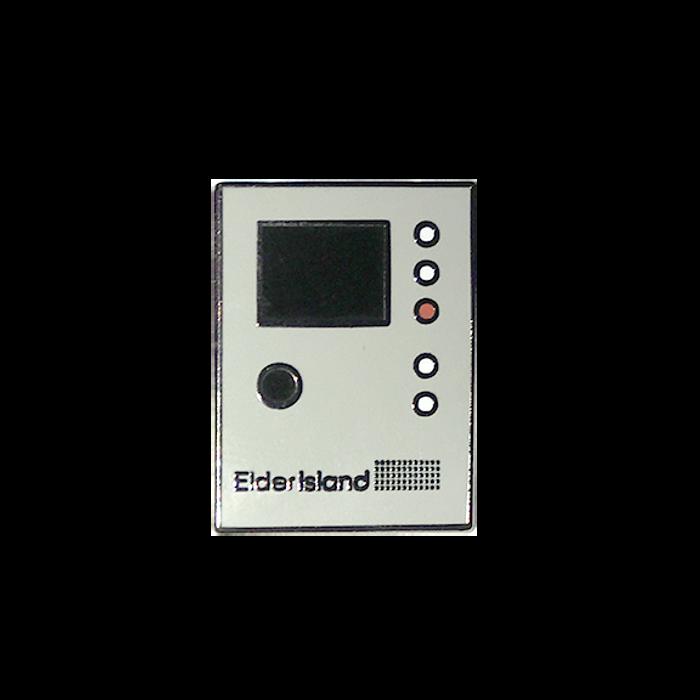 Don't Lose Pin Badge - Elder Island