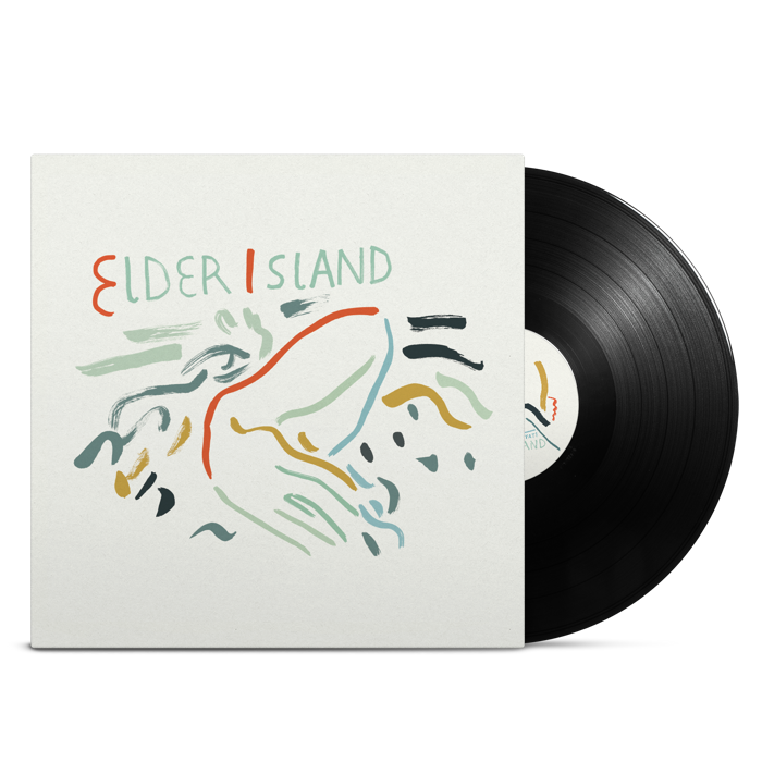 "Welcome State / Bonfires - 12"" - Elder Island"