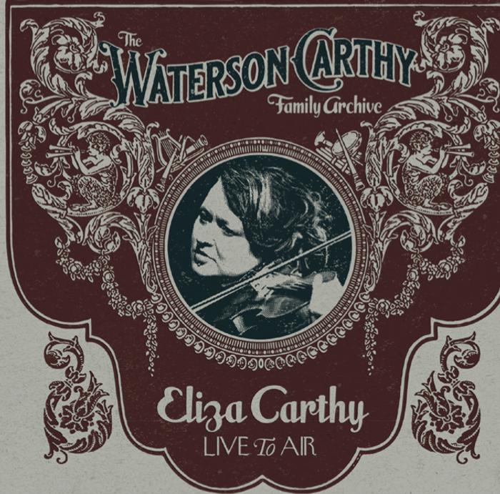 Eliza Carthy - Live To Air CD - Eliza Carthy