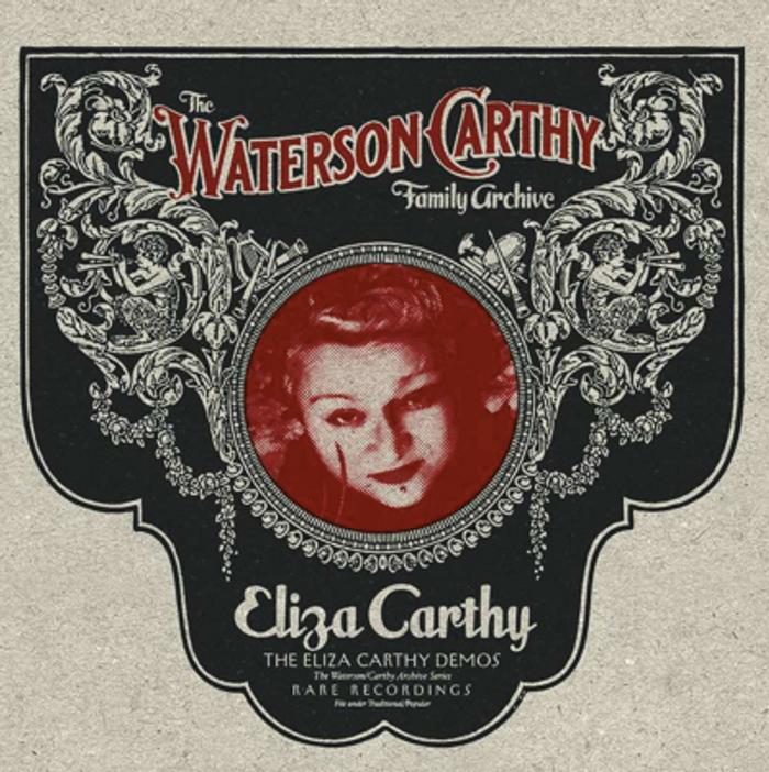 The Eliza Carthy Demos CD (HEM002CD) - Eliza Carthy