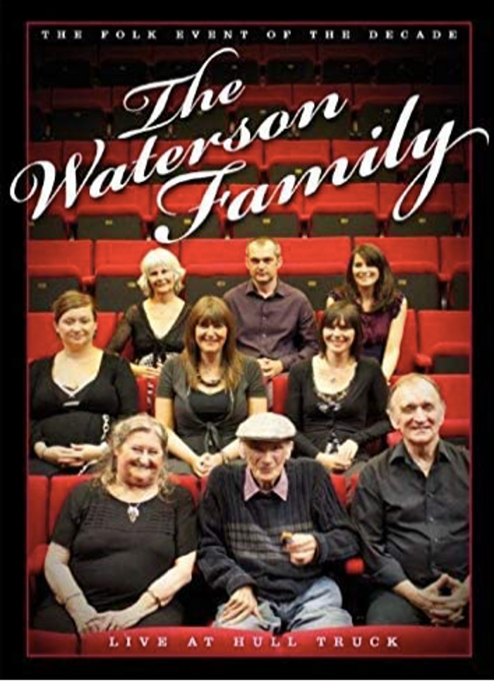 The Waterson Family Live at Hull Truck DVD/2CD (SCARGZ105CD-DVD) - Eliza Carthy