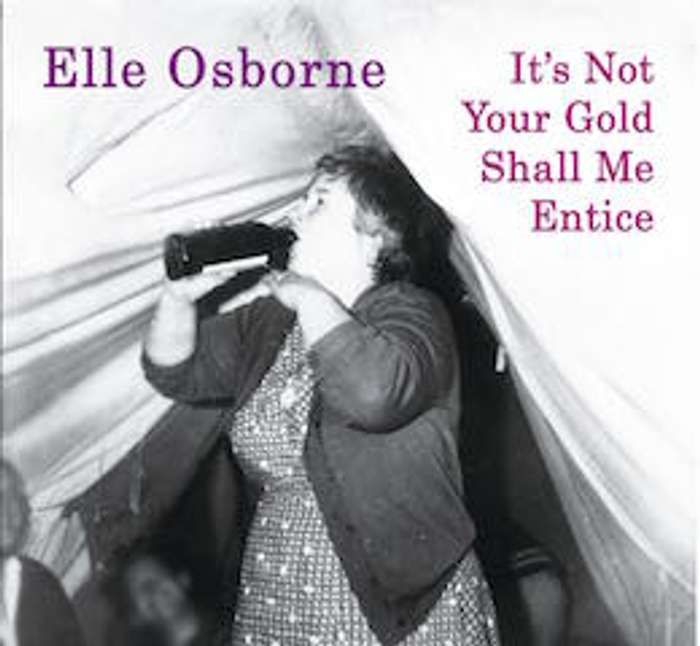 It's Not Your Gold Shall Me Entice - elle osborne