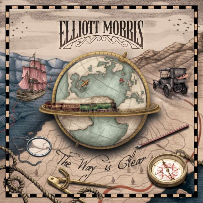 The Way Is Clear - CD - Elliott Morris