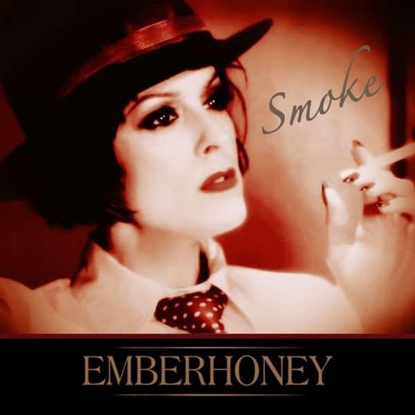 'Smoke' EP - CD - EMBERHONEY