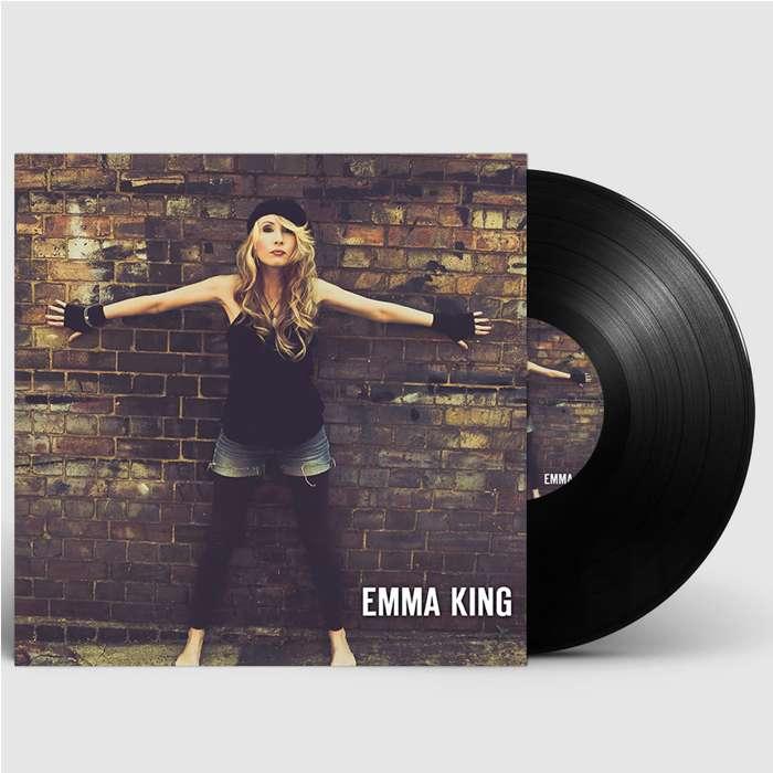 """Emma King (Limited Signed 12"""" Vinyl) - Emma King"""