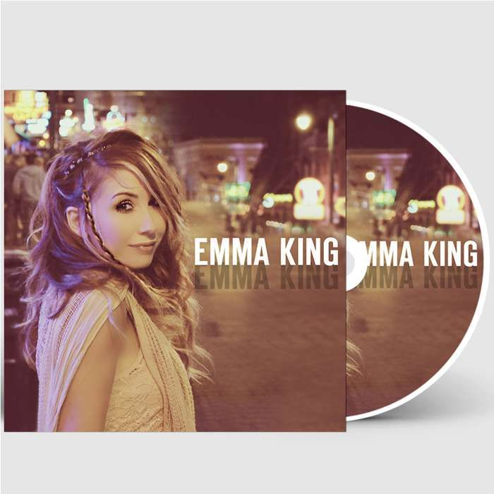 Emma King (Limited Signed CD) - Emma King