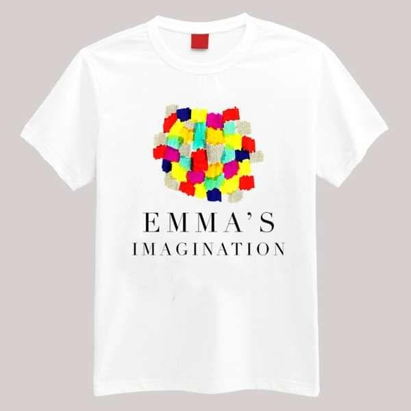 Emma's imagination cluster T-shirt - Emma's Imagination