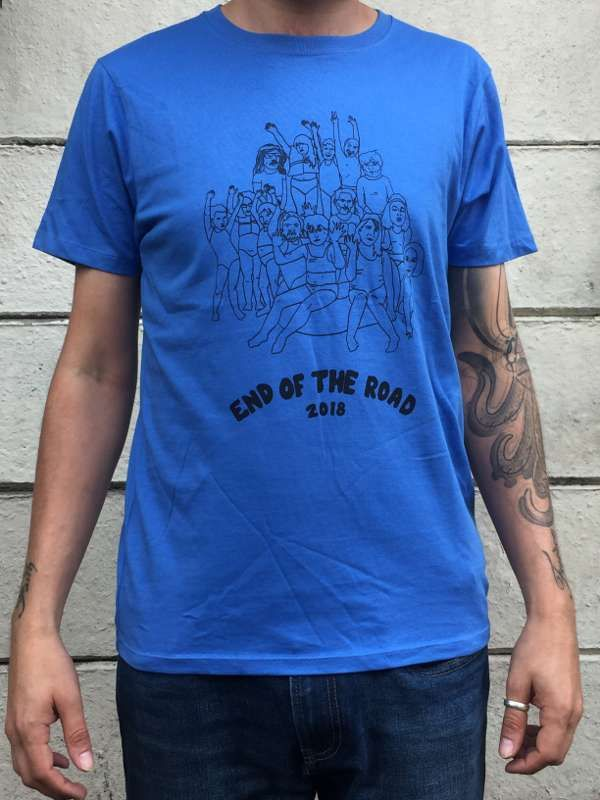 2018 Bands T-Shirt - End of the Road Festival