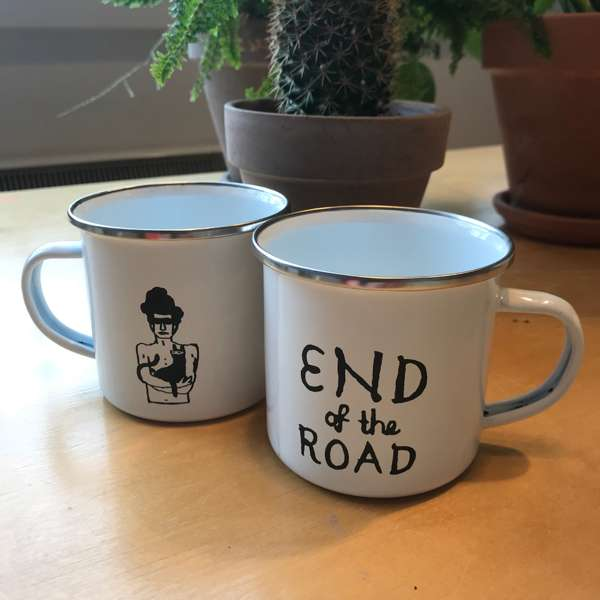 2019 Camper Mug - End of the Road Festival