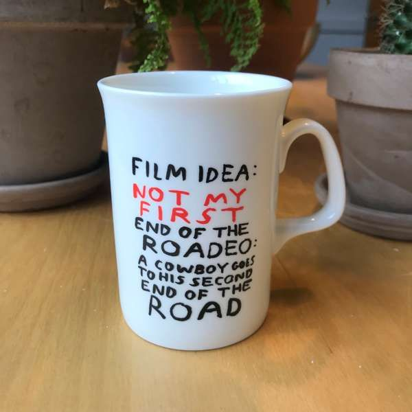 2019 Ceramic Mug by Babak Ganjei - End of the Road Festival