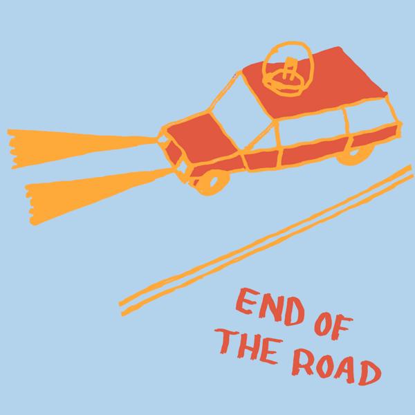 "2021 ""Car"" Kids T-Shirt - Light Blue - End of the Road Festival"