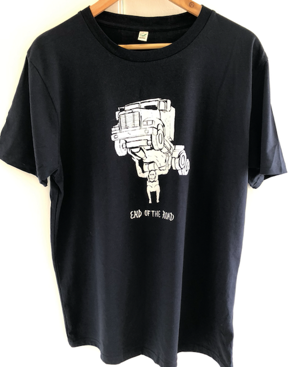 Truck T-Shirt - Navy (Ltd Edition) - End of the Road Festival