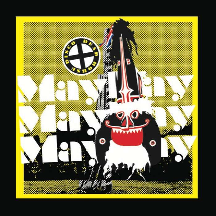 Dead Horse Disco - MayDay EP - 4 Track CD - Environmental Studies