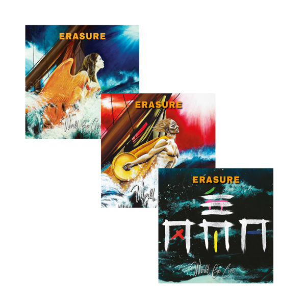 Erasure World Be... Bundle - Erasure