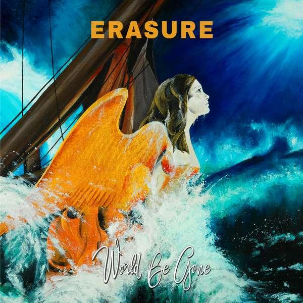 World Be Gone - Orange Vinyl - Erasure