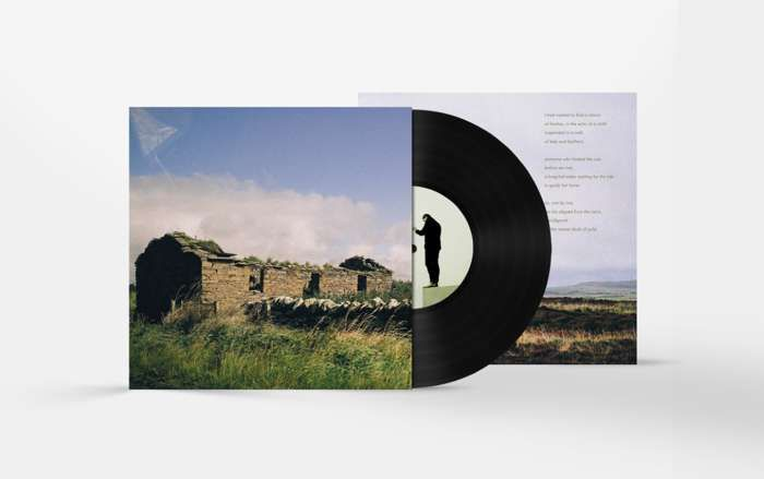 LP + Ticket Bundle - Erland Cooper (Artist Account)