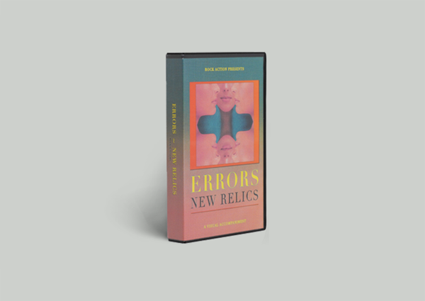 New Relics [ VHS ] - Errors