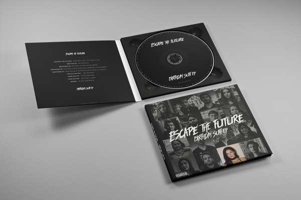 Birthday Suit EP - CD Copy - Escape the Future