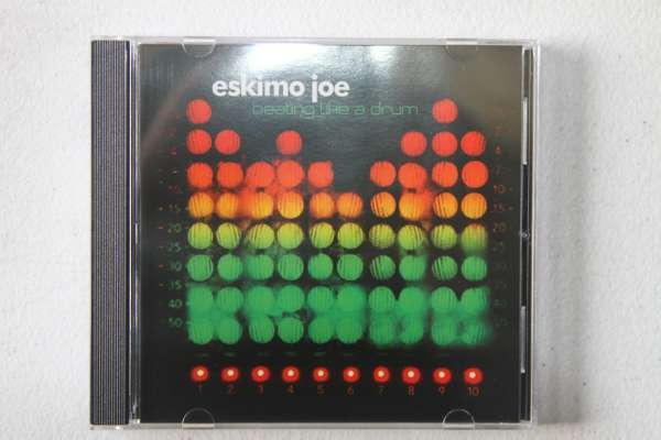 Beating Like a Drum EP - CD - Eskimo Joe