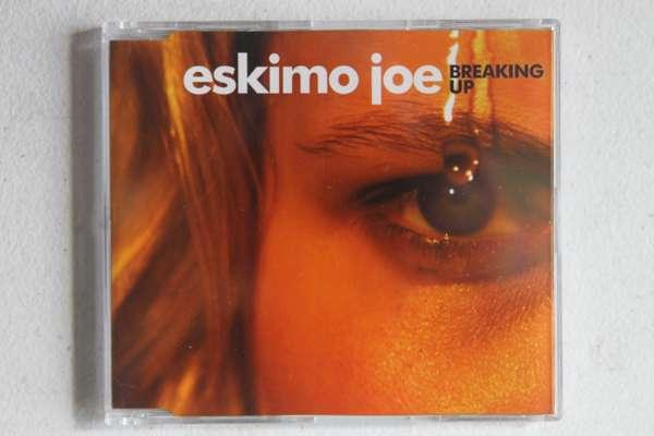 Breaking Up - CD Single - Eskimo Joe