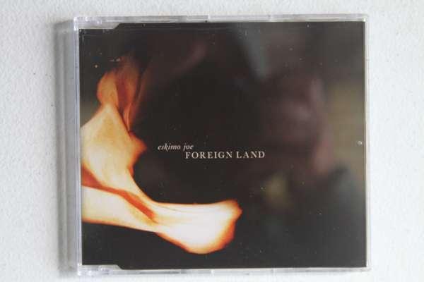 Foreign Land - CD Single - Eskimo Joe