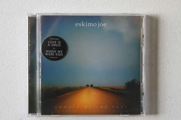 Ghosts of the Past - CD Album - Eskimo Joe