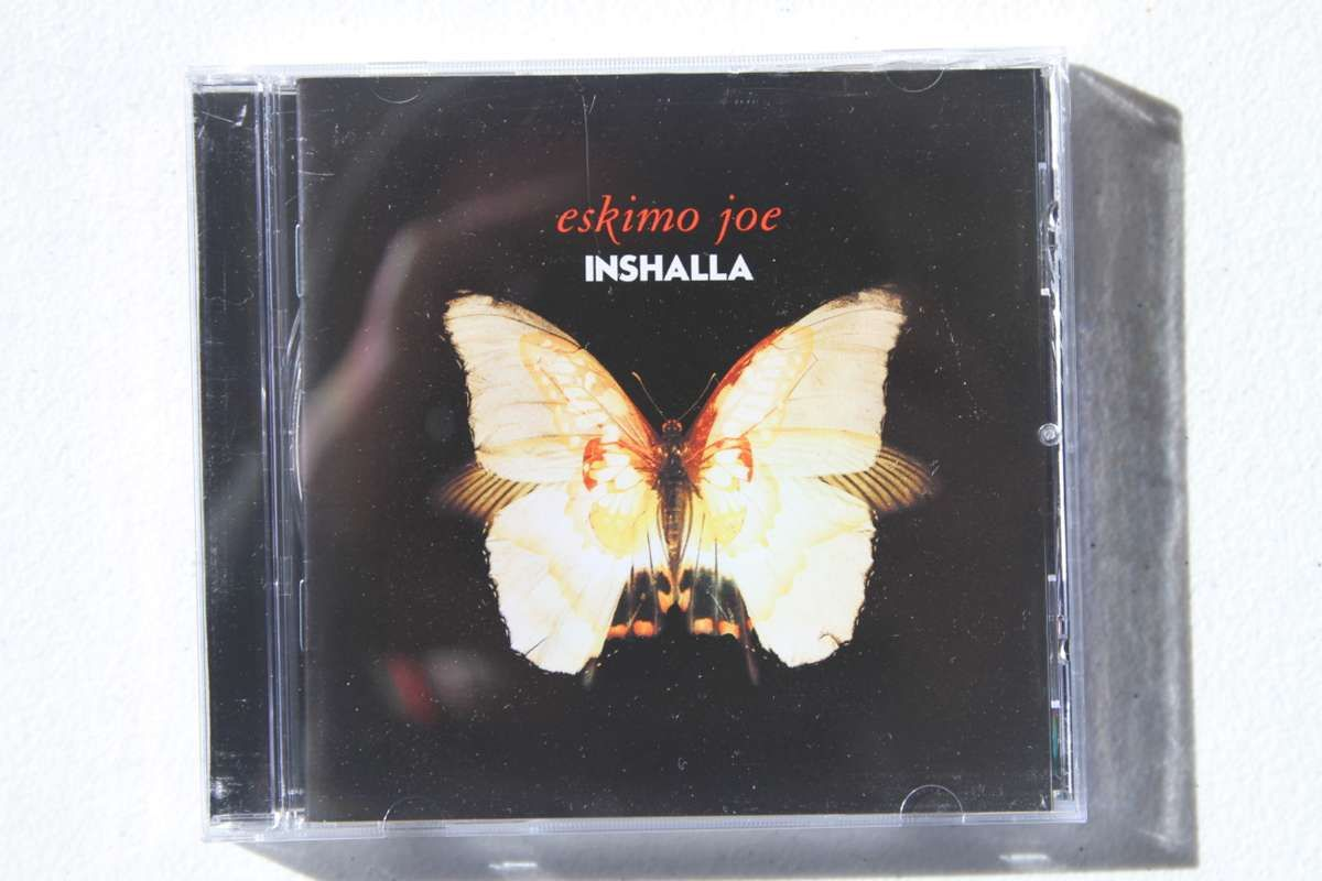 Inshalla - CD Album - Eskimo Joe