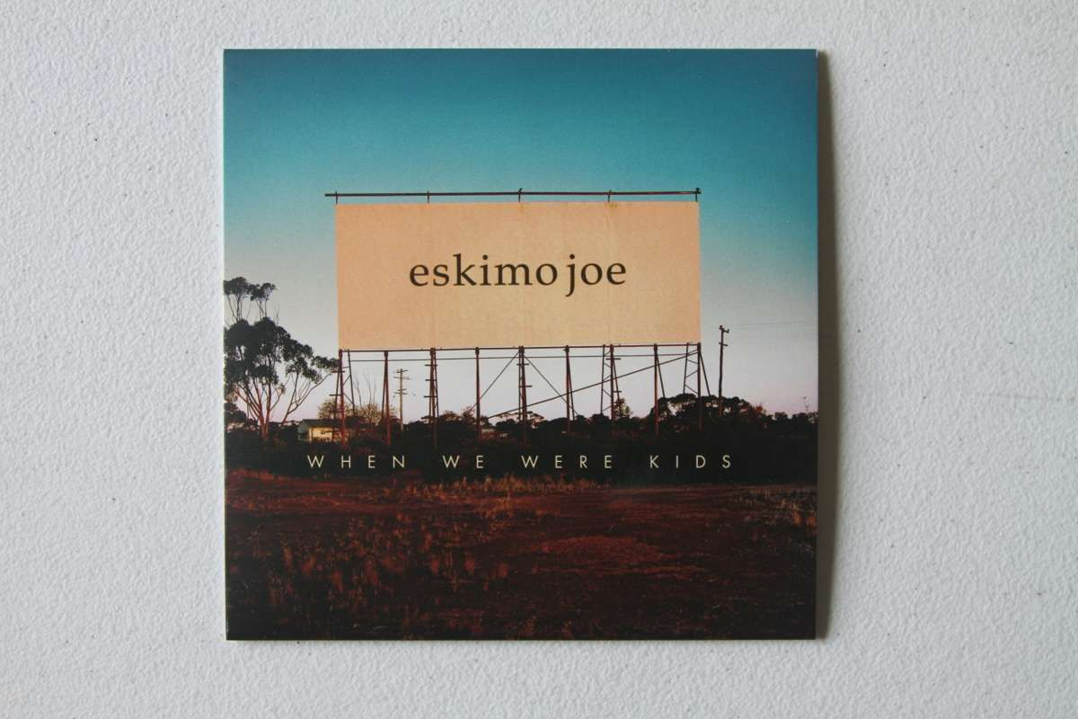"When We Were Kids - 7"" Vinyl - Eskimo Joe"