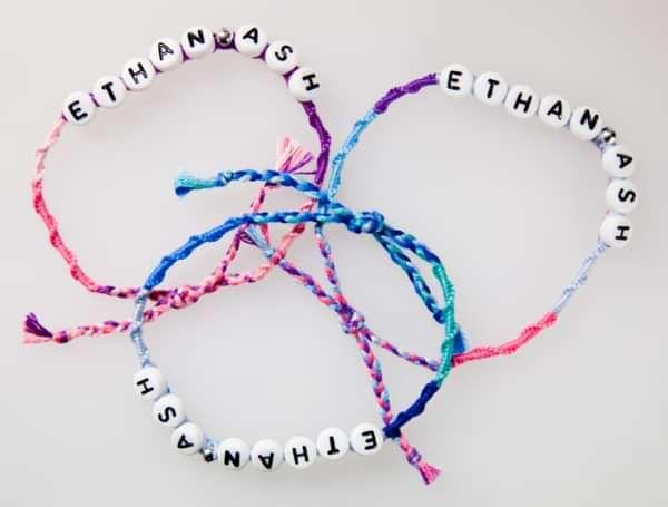 Hand Made Bracelets - Ethan Ash