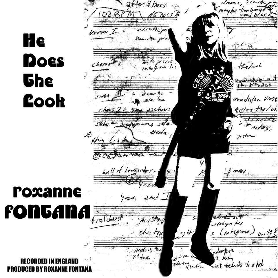 He Does The Look - Roxanne Fontana Download Wav File - MUSIC GLUE EXCLUSIVE